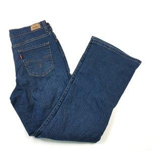 Levi's Women's 512 Boot Cut Jeans 10 S/C B8610